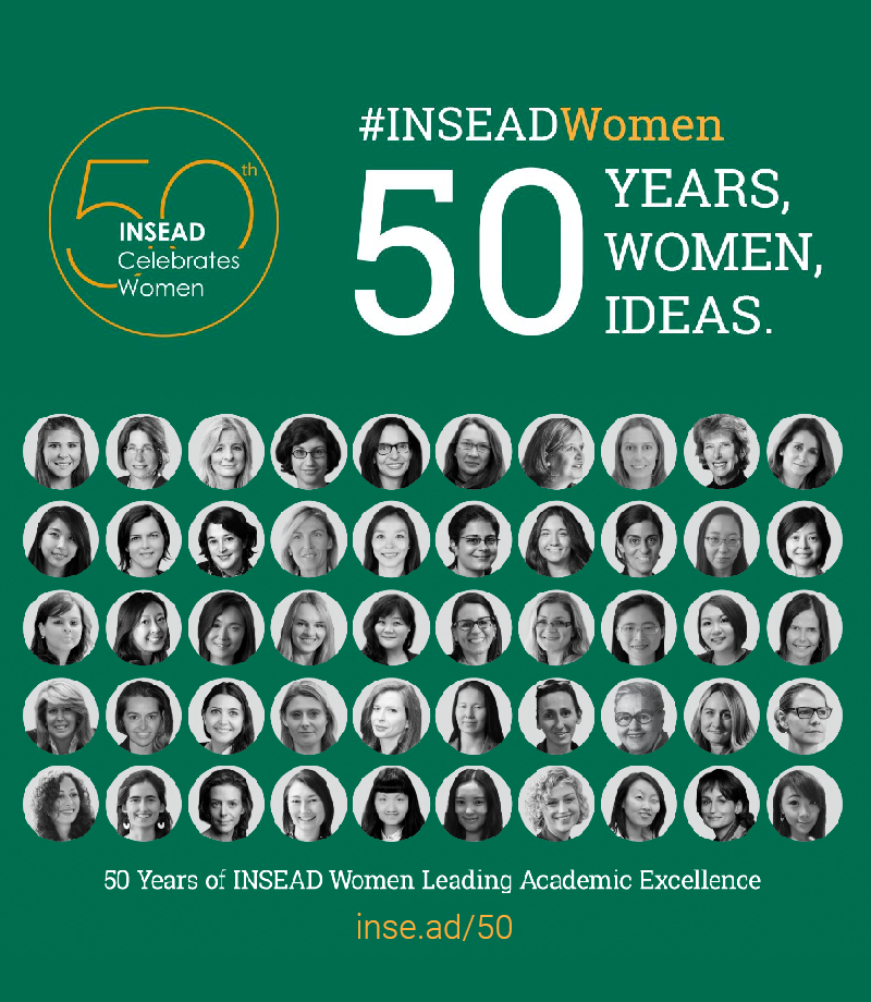 A Year of INSEAD Women
