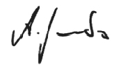 Andreas Jacobs signature